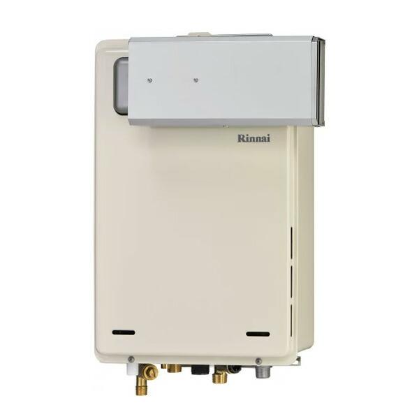 【RUJ-A1600A】リンナイ ガス給湯器 高温水供給式タイプ 16号 高温水供給式 アルコーブ設置型 【RINNAI】