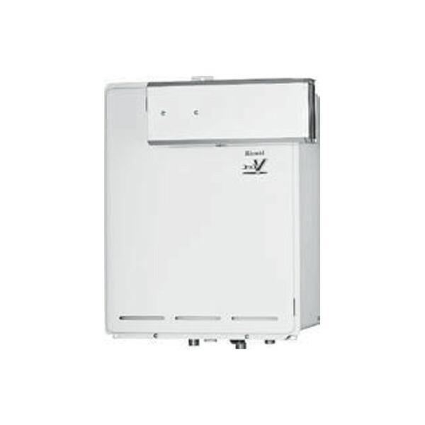 【RUX-V3201A】リンナイ ガス給湯専用機 32号 音声ナビ アルコーブ設置型 【RINNAI】