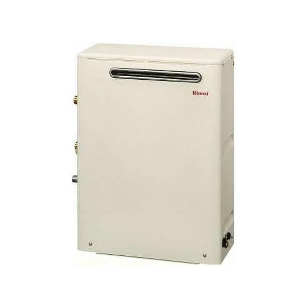 【RUX-A1603G】リンナイ ガス給湯専用機 16号 音声ナビ 屋外据置型 【RINNAI】