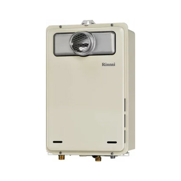 【RUX-A1605T-L-E】リンナイ ガス給湯専用機 給湯専用 16号 PS扉内設置型/PS延長前排気型 【RINNAI】