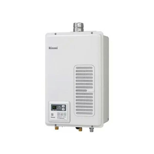 【RUX-V1605SWFA-E】リンナイ ガス給湯専用機 音声ナビ 16号 FE方式・屋内壁掛型 【RINNAI】