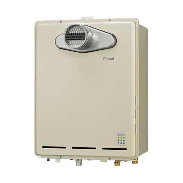 RUF-E2406AT リンナイ ガスふろ給湯器 設置フリータイプ フルオート 物品 PS扉内設置型 の後継機種 RINNAI 24号 PS前排気型 RUF-E2405AT 着後レビューで 送料無料 A