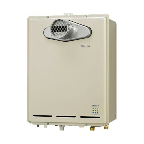【RUF-E1616AT】リンナイ ガスふろ給湯器 設置フリータイプ フルオート PS扉内設置型/PS前排気型 16号 【RINNAI】RUF-E1615AT(A)の後継機種