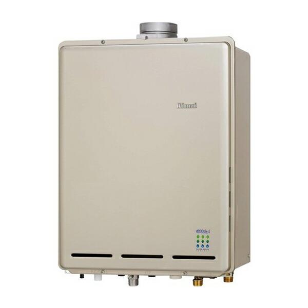 【RUF-E2406AU】リンナイ ガスふろ給湯器 設置フリータイプ フルオート PS扉内上方排気型 24号 【RINNAI】RUF-E2405AU(A)の後継機種品番