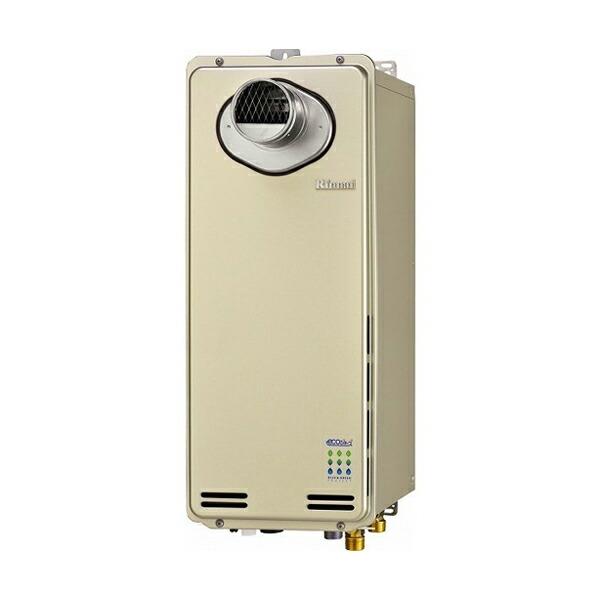 【RUF-SEP1615SAT】リンナイ ガスふろ給湯器 設置フリータイプ オート PS扉内設置型/PS前排気型 16号 【RINNAI】