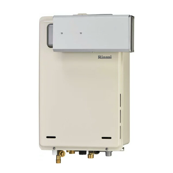 【RUJ-A2400A】リンナイ ガスふろ給湯器 高温水供給式タイプ フルオート アルコーブ設置型 24号 【RINNAI】