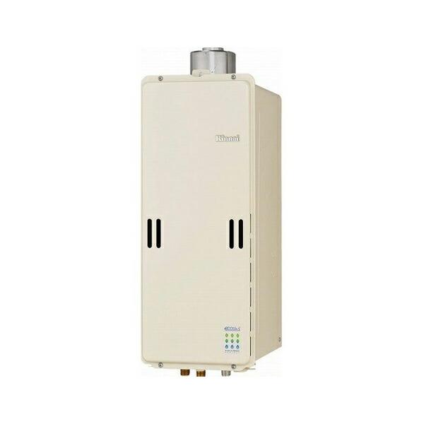 【RUX-SE1610U】リンナイ ガスふろ給湯器 音声ナビ PS扉内上方排気型 16号 【RINNAI】