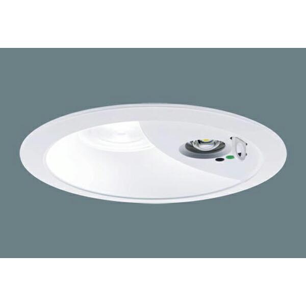 【XNG2560WL LE9】パナソニック LEDダウンライト 30分間LED250形 ホワイト反射板 広角50° 電球色3000K 【panasonic】