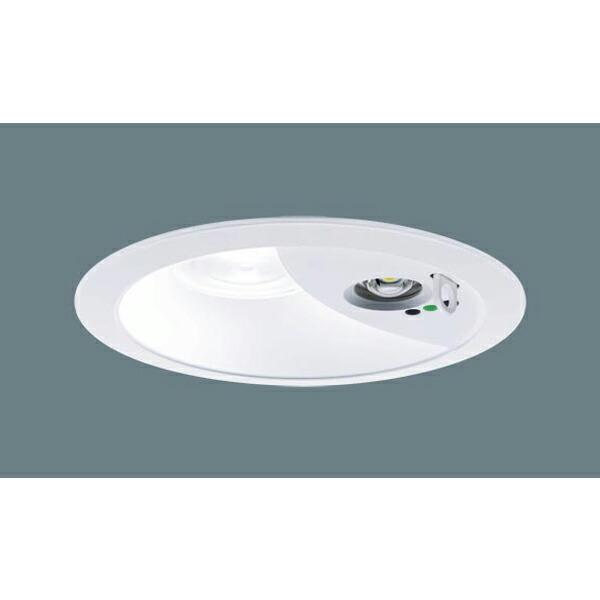 【XNG2061WW LE9】パナソニック LEDダウンライト 30分間LED200形 ホワイト反射板 拡散85° 白 色4000K 【panasonic】