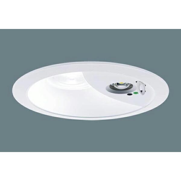 【XNG1561WL LE9】パナソニック LEDダウンライト 30分間LED 150形 ホワイト反射板 拡散85° 電球色3000K 【panasonic】