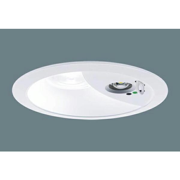【XNG0661WL LE9】パナソニック LEDダウンライト 30分間LED60形 ホワイト反射板 拡散85° 電球色3000K 【panasonic】