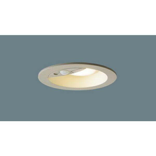 【LGWC71741LE1】パナソニック 天井埋込型 LED(温白色) 軒下用ダウンライト 浅型10H・高気密SB形・拡散タイプ(マイルド配光) 【panasonic】