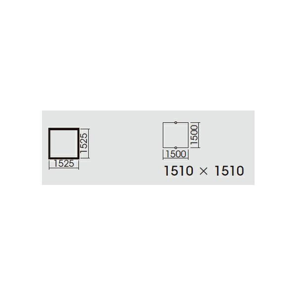 【FYY80071】パナソニック スマートアーキ 1台用取付枠 XFY6600用・XFY4020用 受注生産品 【panasonic】