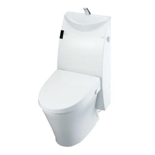 【YBC-A10P DT-355JW】リクシル アステオ(床上排水) A5グレード 手洗なし YBC-A10P DT-355JW 便座一体型 手洗なし 壁120mm 寒冷地 流動方式 【LIXIL】