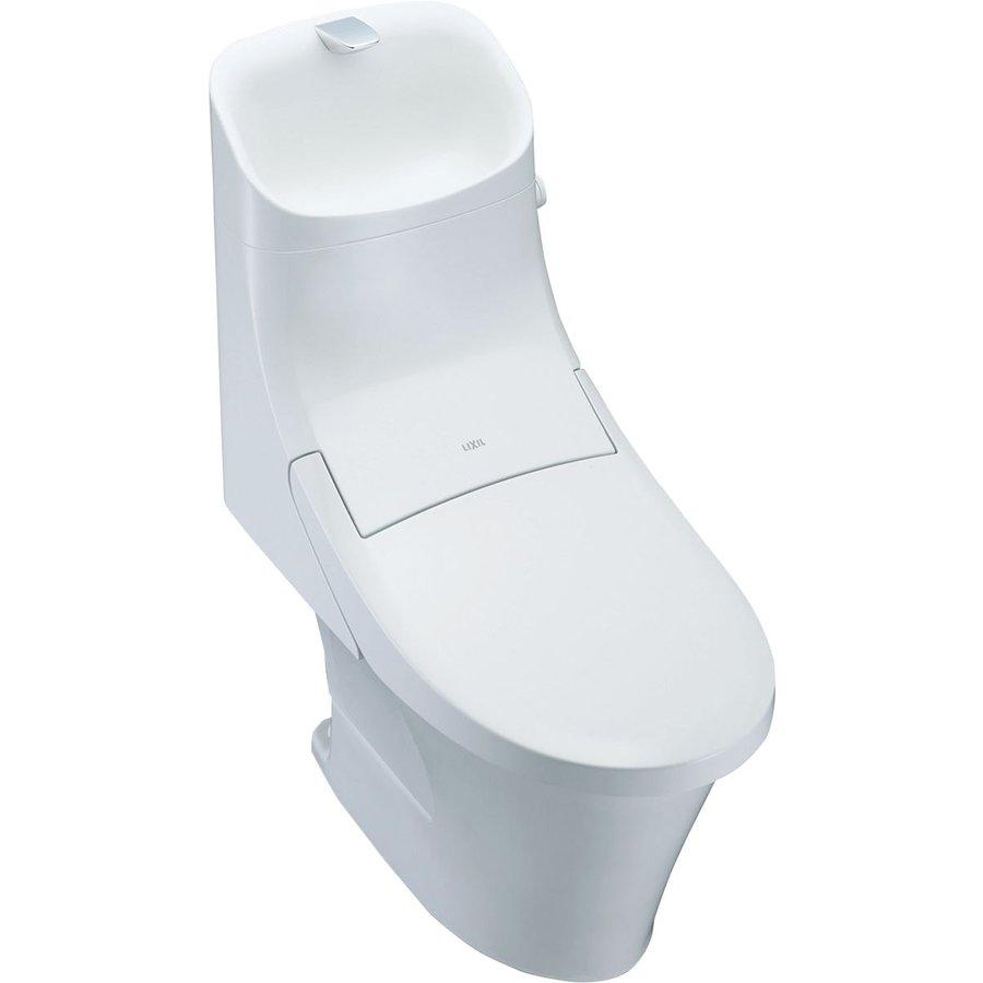 【YBC-ZA20S + DT-ZA281W】リクシル アメージュZA シャワートイレ 床排水200mm 手洗付 寒冷地・流動方式 【LIXIL】