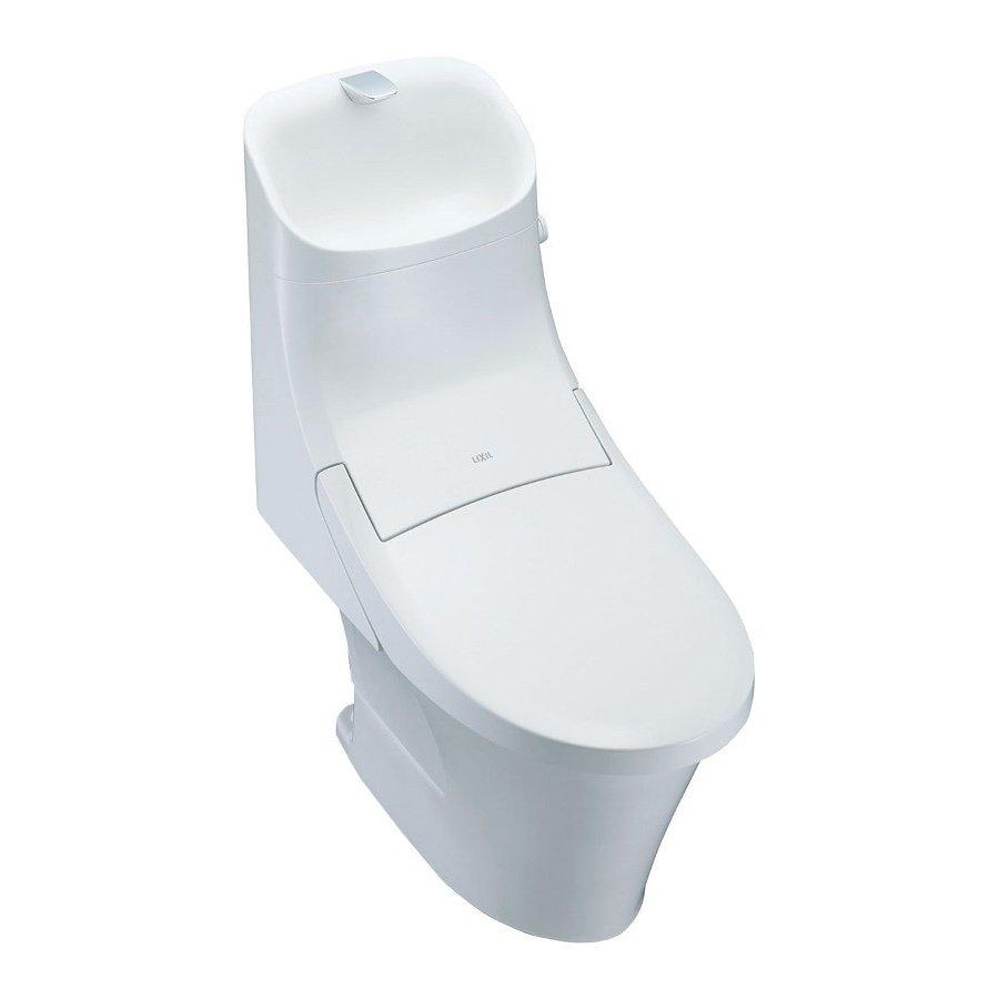 【BC-ZA20S + DT-ZA281】リクシル アメージュZA シャワートイレ 床排水200mm 手洗付 一般地 【LIXIL】