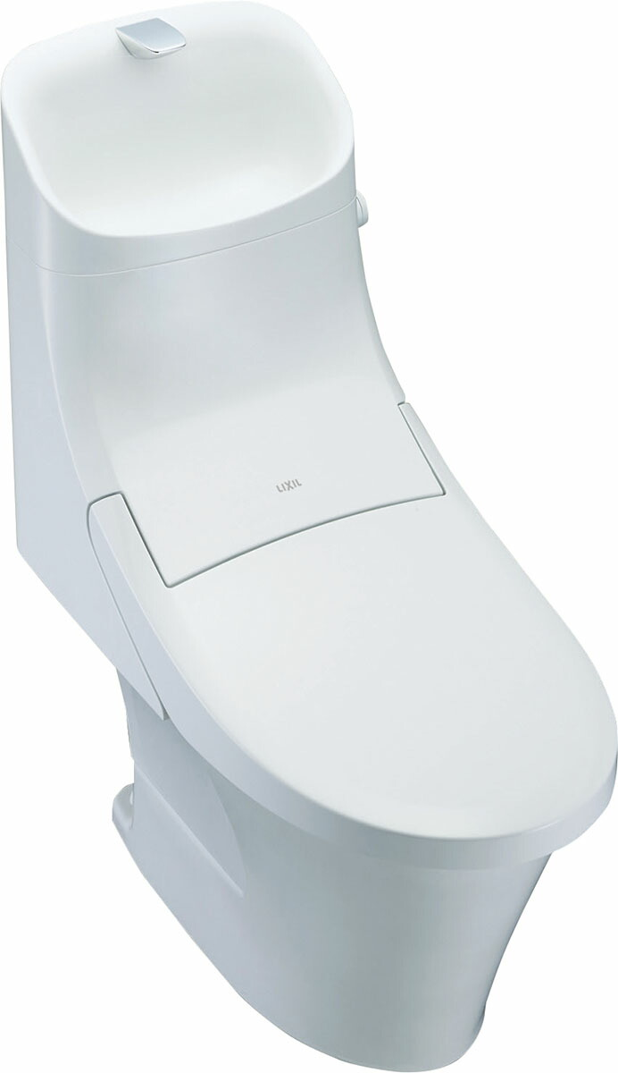 【HBC-ZA20S + DT-ZA281N】リクシル アメージュZA シャワートイレ 床排水200mm 手洗付 寒冷地・ヒーター付便器・水抜併用方式 【LIXIL】