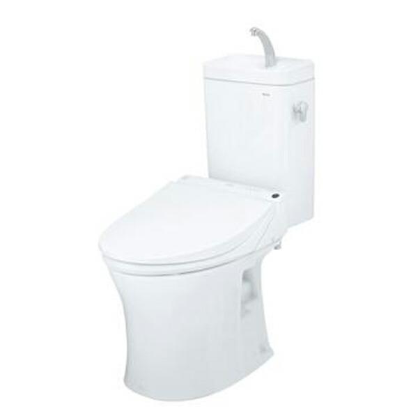 【SH215BAS】トートー ピュアレストMRR 手洗有 洗浄レバー右 タンク品番 【TOTO】