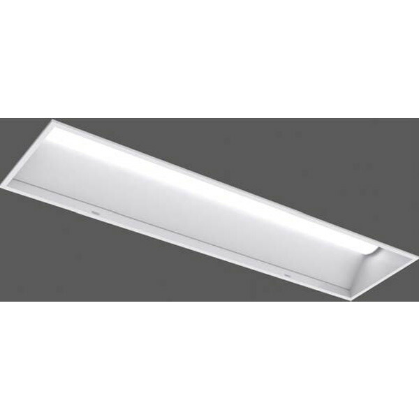 最終値下げ 【LEER-43602-LD9+LEEM-40323W-01】東芝 LEDベースライト 40タイプ システムアップW300 埋込形 調光タイプ 白色 4000K 【TOSHIBA】, シバタシ 2420a4b9