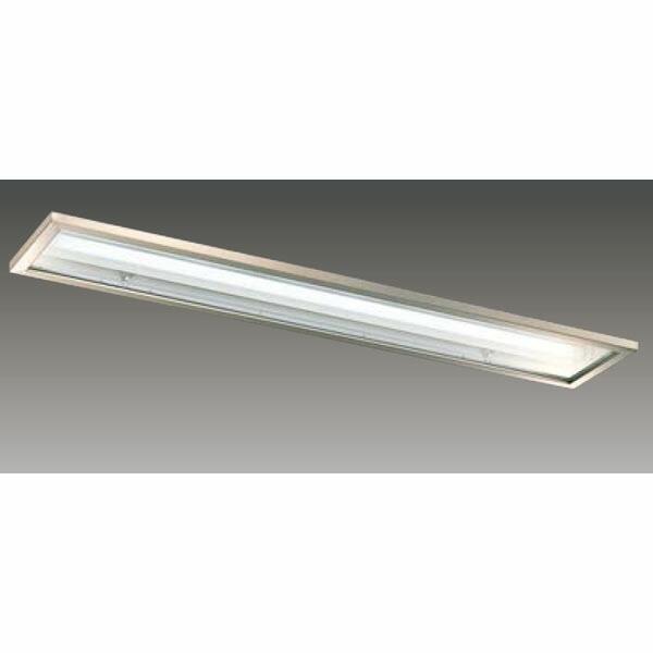 LEER-42251S6-LS9+LEEM-40203WW-01 東芝 宅送 お得セット LEDベースライト TENQOOシリーズ 40タイプ クリーンルーム向け クリーンルーム向け器具
