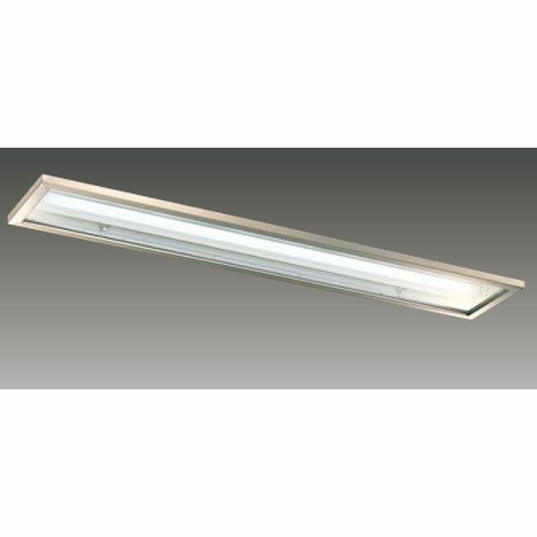 LEER-42251S6-LS9+LEEM-40203L-01 爆買いセール 東芝 LEDベースライト TENQOOシリーズ 無料 クリーンルーム向け 40タイプ クリーンルーム向け器具