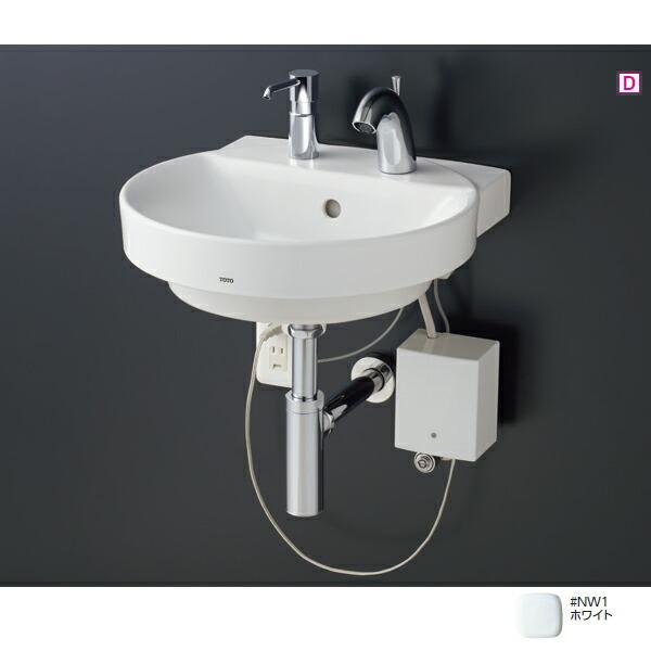 【LSE704AAPMWR】TOTO 壁掛洗面器 ベッセル式洗面器セット一式 NW1(ホワイト) 【トートー】