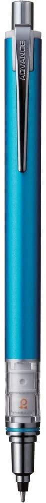 三菱鉛筆 シャープペン 公式ショップ クルトガ アドバンス ブルー 0.5 海外並行輸入正規品 M55591P.33