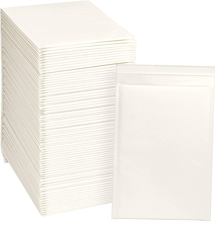 人気 おすすめ AdHoc クッション封筒 B5向け ハイクオリティ #2縦 75枚 封筒 フリマアプリ メルカリ フリマ 梱包