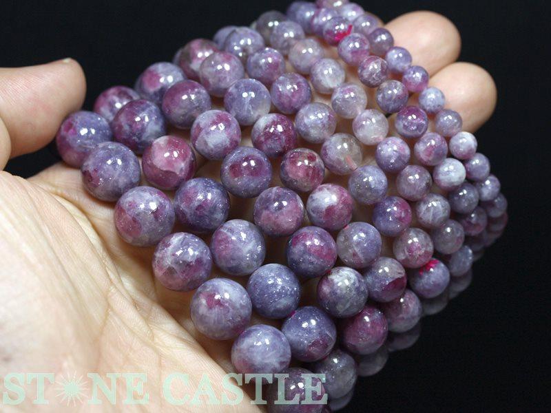高品質ブレスレット フラワーピンクトルマリン3Aナイジェリア産約9~9 5mmパワーストーン 天然石 アクセサリー レディース メンズ0wOXNP8nk