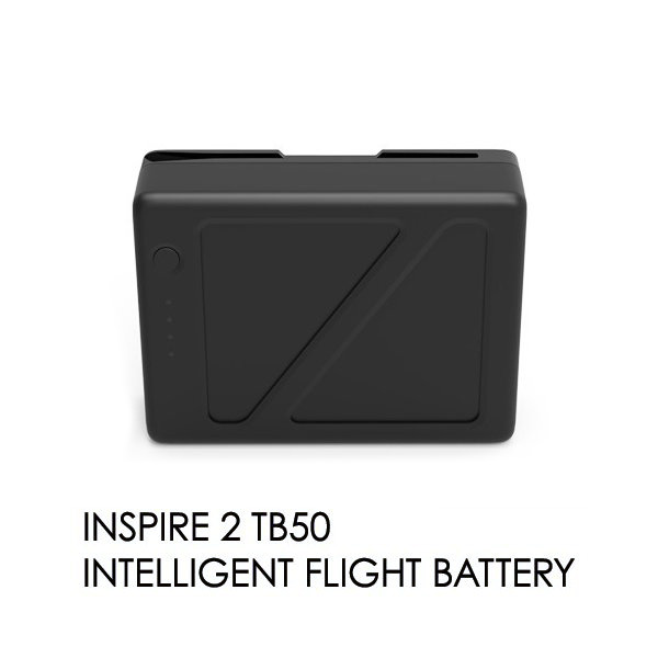 DJI Inspire 2 インテリジェント フライト バッテリー TB50 Intelligent Flight Battery part 05 Inspire 2 専用 ゆうパック