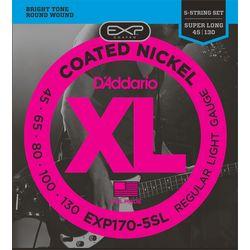 Daddario ダダリオ ダダリオ コーティング・ベース弦 EXP170-5SL 1セット 仕入先在庫品