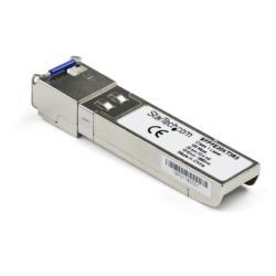 StarTech.com Juniper製SFP-FE20KT15R13互換 SFP光トランシーバモジュール 100Base-BX10-D準拠(ダウンストリーム)(SFPFE20KT5R3) 取り寄せ商品