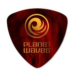 Planet Waves Wide Shape Picks 【Extra Heavy 1.25mm】 SHELL 100枚セット(2CSH7-100) 仕入先在庫品