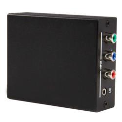 StarTech.com コンポーネント - HDMI コンバータ オーディオ入力対応 CPNTA2HDMI 目安在庫=△