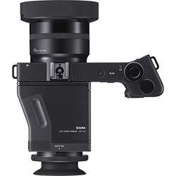 シグマ コンパクトデジタルカメラ dp1 Quattro LCD VIEW FINDER KIT(DP1 QUATTRO LCD KIT) 取り寄せ商品