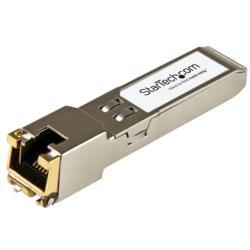 StarTech.com SFP+モジュEN製10301-T互換100/1000/10000Base-TX準拠光トランシーバ(10301-T-ST) 目安在庫=△