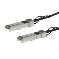StarTech.com SFP+ DAC Twinax ケーブル MSA準拠 5m SFP10GPC5M 目安在庫=△