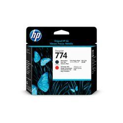 日本HP HP 774 プリントヘッド MK/CR レッド P2V97A 取り寄せ商品