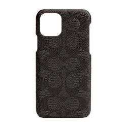 COACH iPhone 11 Pro SLIM WRAP CASE SIGNATURE C WRAP Black(CIPH-016-SCBLK) 取り寄せ商品