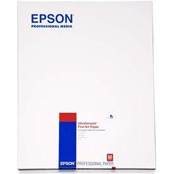 エプソン KA225USFA UltraSmooth Fine Art Paper (A2/25枚) 取り寄せ商品