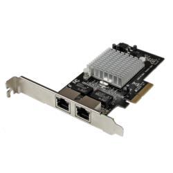 StarTech.com千兆比特x2增設PCIe卡Intel i350使用ST2000SPEXI訂購商品
