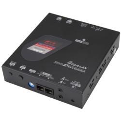 StarTech.com IP対応HDMIエクステンダー用受信機 延長器キット(ST12MHDLAN4K)と使用 4K/3(ST12MHDLAN4R) 目安在庫=△