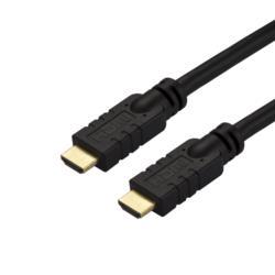 StarTech.com HDMIアクティブケーブル 10m CL2定格 4K対応 HD2MM10MA 目安在庫=○