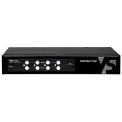 CONNECTPRO 4入力1出力VGA&AUDIO切替器(EDID保持機能付き) AVS-14-I 取り寄せ商品