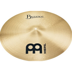 MEINL マイネル Byzance Traditional Series Medium Ride Sizzle Size B20MR-S 仕入先在庫品
