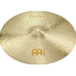 MEINL我的法蘭絨Byzance Jazz Series Thin Crash B18JTC供應商庫存