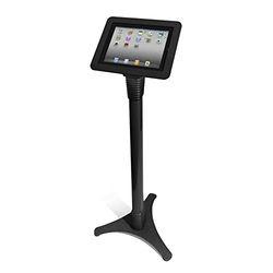 Compulocks エクゼクティブ・スマートフロアスタンド(iPad 2/3/4/Air 2)(147B213EXENB) 取り寄せ商品