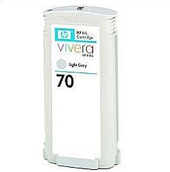 純正品 HP HP70 インクカートリッジ ライトグレー C9451A (C9451A) 目安在庫=○