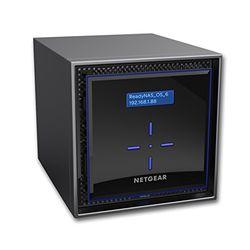 ネットギア・インターナショナル Eコマース限定モデル ReadyNAS424 ディスクレスモデル(RN42400-100AJS) 目安在庫=△