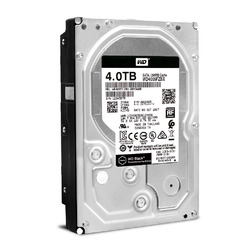 WESTERN DIGITAL WD Black SATA 6Gb/s 256MB 4TB 7200rpm 3.5inch AF対応 WD4005FZBX 目安在庫=△